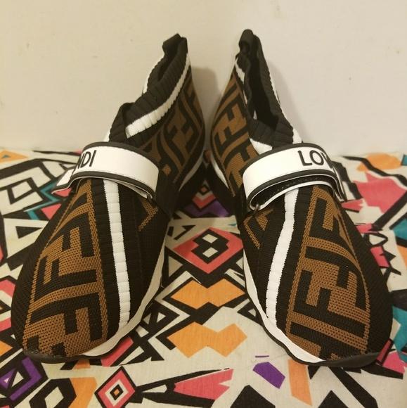 118c3df0587 Rockoko FF Knit Sneakers